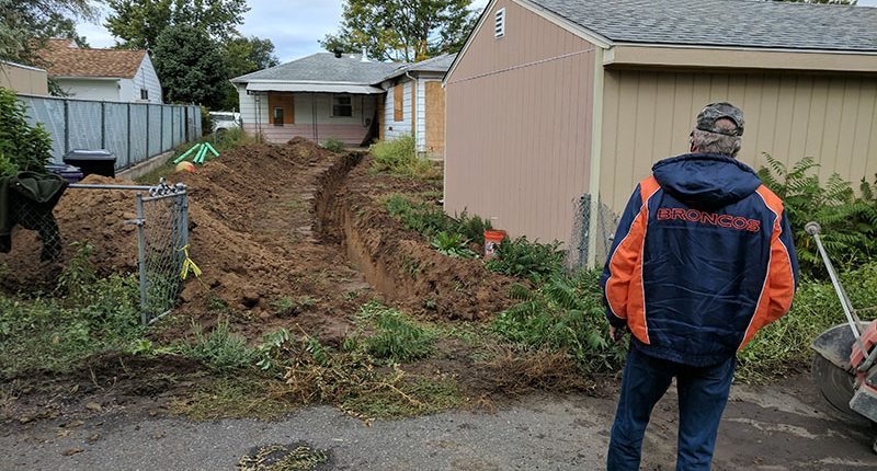 Sewer Line Replacement Denver 1